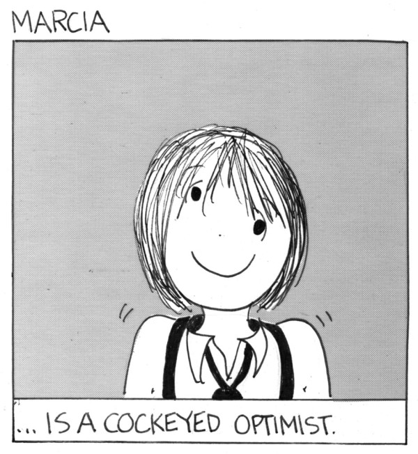 Cockeyed Optimist